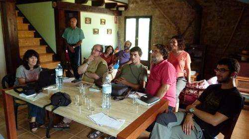 Reunidos en nuestro último encuentro provincial