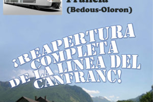 cartel viaje a bedous 2016
