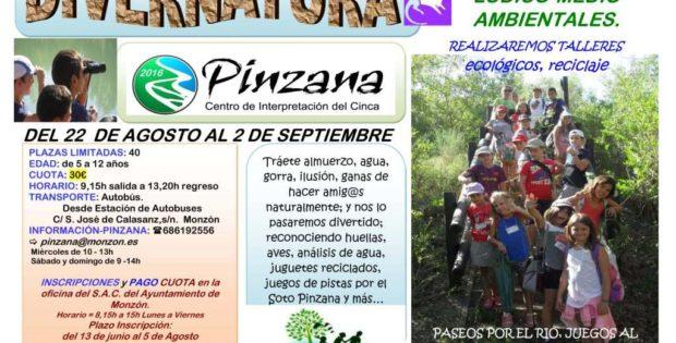 DIVERNATURA EN PINZANA 2016r
