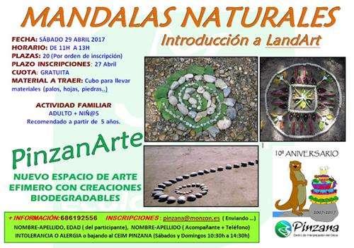 Mandalas 29 abril