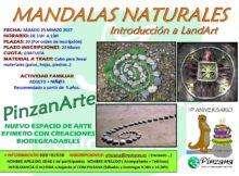 Pinzanarte 25 Marzo Mandala