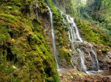 Cascada de Santa Ana, Clot del Ull, Barranco de Gabasa